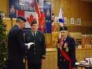 Installation of Sgt-at-Arms William Henderson