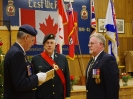 Installation of Secretary Andy Kerr